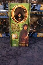 "LORD OF THE RINGS 12"" FRODO FIGURE, Special Collectors Series THE HOBBIT"