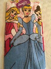 Disney Princess Hand Towel Kitchen 100% Terry Cotton Cinderella Belle