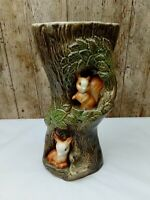 Eastgate Withernsea Gorgeous FAUNA Vase - 10 inch Tall A/F SEE DESCRIPTION