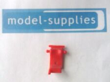 Dinky 104 Captain Scarlet SPV reproduction red plastic seat