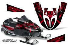 Arctic Cat Sno Pro 120 Sled Wrap Snowmobile Decal Graphics Kit 09-13 NIGHTWOLF R