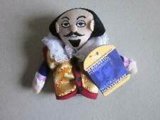 Unemployed Philosophers Magnetic Personalities WILLIAM SHAKESPEAR Finger Puppet