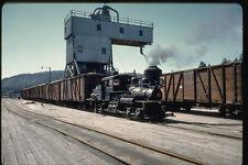 351052 OBW 18 Ton Shay Locomotora 1 Vancouver Island 1962 A4 Foto Impresión
