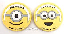 NEW Universal Studios Despicable Me Minion Mayhem - Stewart & Dave Magnets