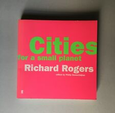 (Signed) Cities for a Small Planet: Reith Lectures, Richard Rogers