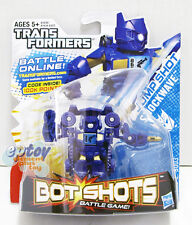 Transformers Bot Shots Battle Game Series 2: B003 Jump Shot Shockwave
