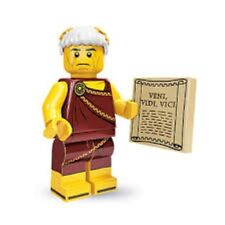 Lego Minifigures Series 9 Roman Emperor
