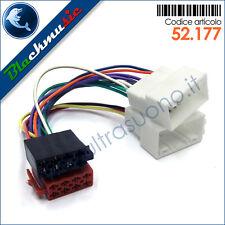 Cavo adattatore ISO autoradio Kia Sportage [3] (SL 2010)