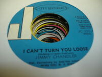 HEAR! Funk 45 JIMMY CHANDLER I Can't Turn You Loose on City