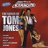 The Songs of Tom Jones, Tom Jones, Very Good CD