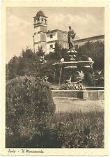 ZEVIO - IL MONUMENTO (VERONA) 1940