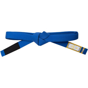 Scramble Tanren Brazilian Jiu-Jitsu Rank Belt - Blue