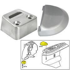 Tecnoseal Anode Kit w/Hardware - Volvo SX - Aluminum