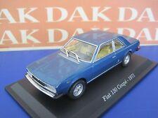 Die cast 1/43 Modellino Auto Fiat 130 Coupe 1971