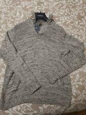 Maglione cotone uomo L
