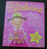 Pinkalicious The Princess Of Pink Treasury Book includes Stories CD Activities