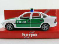 "Herpa 043304 Opel Vectra B Stufenheck (1995-1999) ""POLIZEI"" 1:87/H0 NEU/OVP"