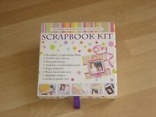 *SCRAPBOOK KIT* Everything You Need To Preserve Your Memories BNIB.
