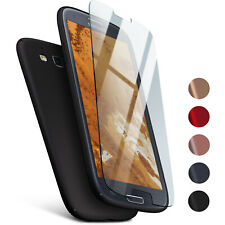 Case + Curb Foil Glass Film for Samsung Galaxy S3 Protective Heavy Duty