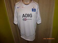 """Hamburger SV Original Nike Heim Trikot 2004/05 """"ADIG INVESTMENT"""" Gr.XL"""