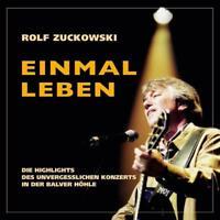 Rolf Zuckowski - Einmal Leben - CD NEU