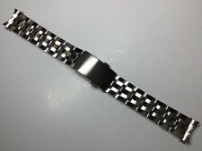 NEW 19MM SOLID HEAVY STAINLESS STEEL BAND BRACELET STRAP FOR TISSOT WATCH