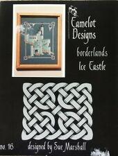 Borderlands Ice Castle Camelot Designs Cross Stitch Pattern #16**