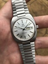 Vintage Omega Seamaster Automatic Cal 1020 Day Date Watch Original Band 1286/249
