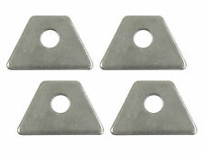 Universal Weld On Mounting Tabs 4 Pieces for Dune Buggys Sand Rails
