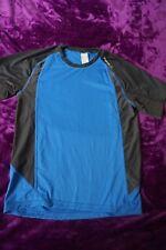 Tee-shirt de sport bleu taille S Quechua Decathlon