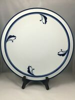 "Dansk Flora Bayberry 12 1/8"" Chop Plate Platter/Hanging Decorative Plate Japan"