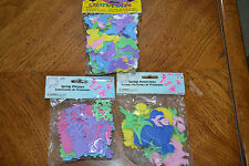Fibre Craft foam shapes - Spring Collection