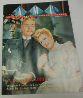 AMC Magazine William Powell & Bette And Joan November 1996 071814R