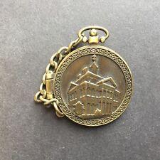DLR - Haunted Mansion O'Pin House: Pocket Watch Pin Disney Pin 70097