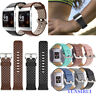 For Fitbit Ionic Watch Band Strap Genuine Leather Bracelet Replacement Bracelet