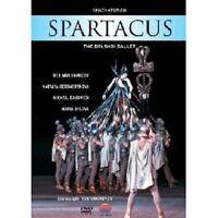 BOLSHOI BALLET - SPARTACUS DVD BALLETT NEU
