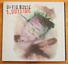 David Bowie Outside V1 1 Disc Virgin US Import 19 Trks Carded Case