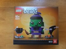 Lego 40272 Halloween Witch BrickHeadz