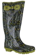 Stivali e stivaletti da donna senza marca gomma da infilare