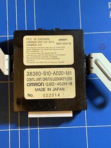 HONDA DOOR CONTROL SENSOR/RELAY  38380-s10-A020-m1 CR-V