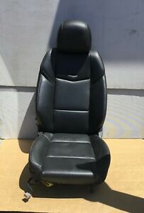 13 2013 Cadillac ATS leatherette w/heated Front Right Seat OEM E P
