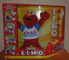 NEW NRFB Fisher Price Singing Dancing ELMO (YMCA)