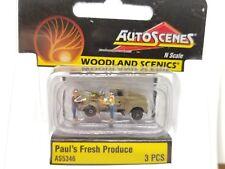 N (1/160) Woodland Scenics AS5346 Paul's Fresh Produce