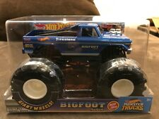 Hot Wheels Monster Trucks BigFoot 4X4X4 Truck