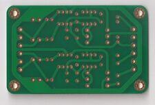 Unbalanced to balanced driver board w/ buffer input low distortion 0.006% PCB !
