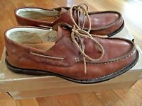 TIMBERLAND BOOT CO. CPNE boat shoes 75565  Sz. 7