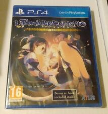Utawarerumono Mask Of Deception PS4 New Sealed UK PAL Sony PlayStation 4 RARE