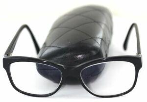 Chanel 3255 c.501 Schwarz Brille glasses FASSUNG eyewear