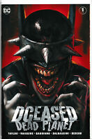 DCEASED: DEAD PLANET #1 (IAN MCDONALD EXCLUSIVE VARIANT) COMIC BOOK ~ DC Comics