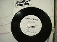 Lionel Richie Say You  Say Me 1819MF both sides White label NM 45 rare ?
